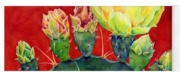 Desert Bloom 3 Yoga Mat