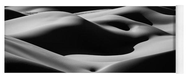 Desert Curves Yoga Mat