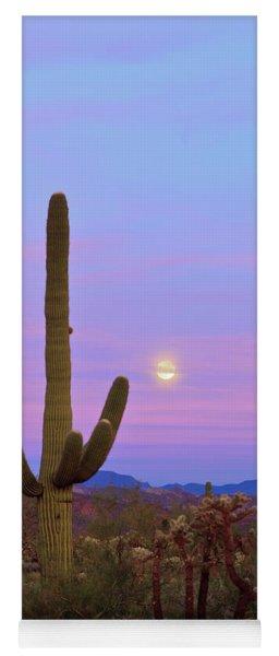 Desert Moon Yoga Mat