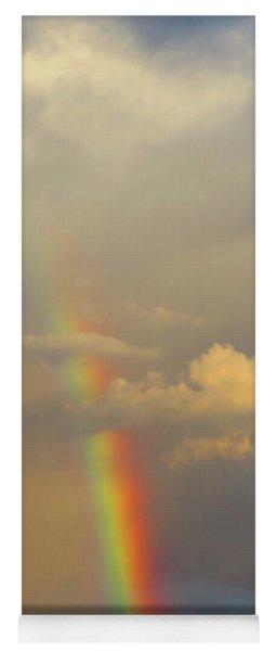 Desert Rainbow Yoga Mat