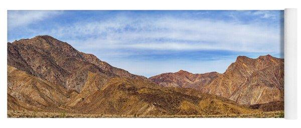 Desert Road 6 Yoga Mat