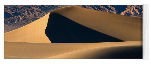 Desert Sand Yoga Mat