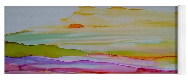 Desert Steppe Yoga Mat