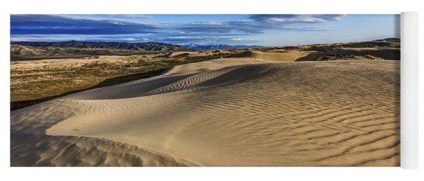 Desert Texture Yoga Mat