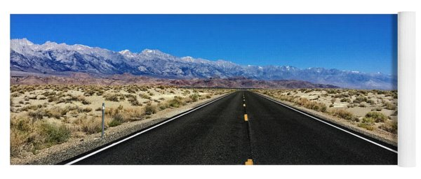 Desert To The Mountains Yoga Mat