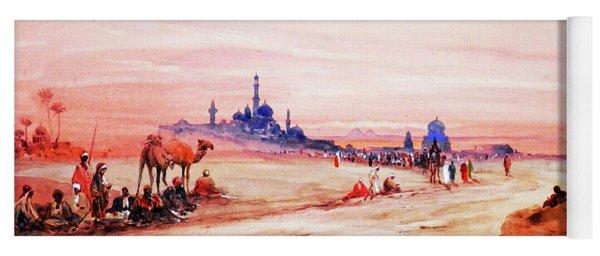 Desert View Yoga Mat