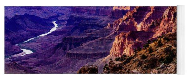 Desert View Point - Grand Canyon - Arizona Yoga Mat