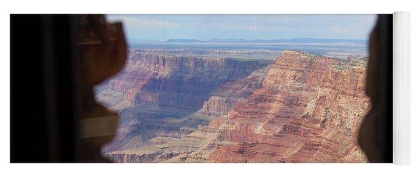 Desert Watchtower View Grand Canyon  Yoga Mat
