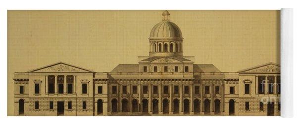 Design For Us Capitol, 1793 Yoga Mat