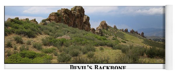Devil's Backbone Yoga Mat