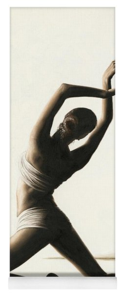 Devotion To Dance Yoga Mat