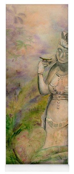 Diana's Garden Yoga Mat
