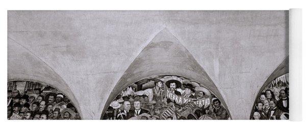 Diego Rivera Yoga Mat