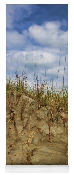 Digging In Deep In Sand Dunes Yoga Mat