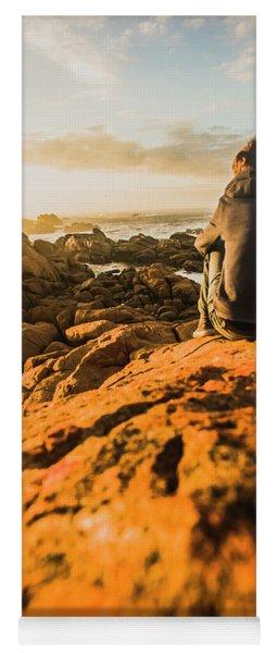 Discovering Wonderful Tasmania Yoga Mat