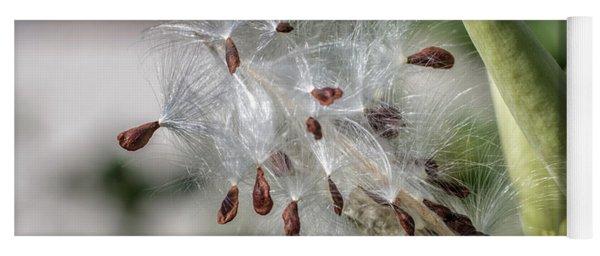 Dispersing Seeds Yoga Mat