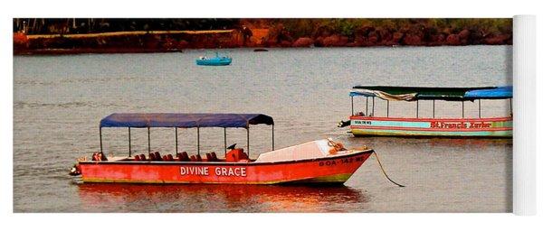 Divine Grace Yoga Mat
