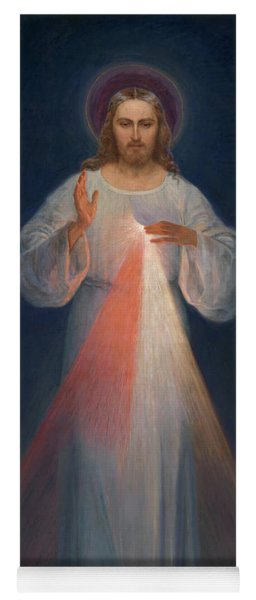 Divine Mercy Yoga Mat