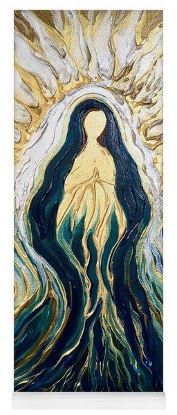 Divine Mother Yoga Mat