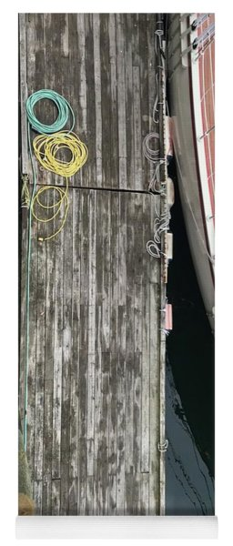 Dockside Schooner Yoga Mat