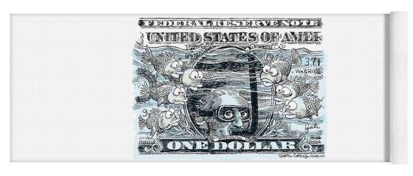 Dollar Submerged Yoga Mat