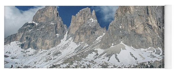 Dolomites 1 Yoga Mat