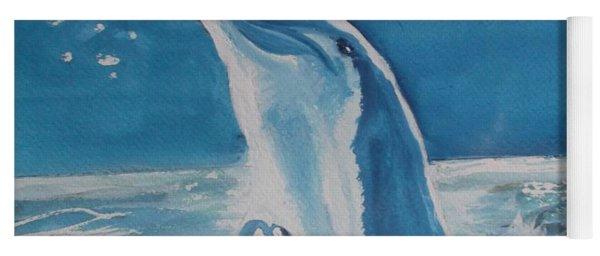 Dolphins Yoga Mat