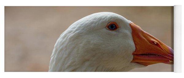 Domestic Goose Yoga Mat