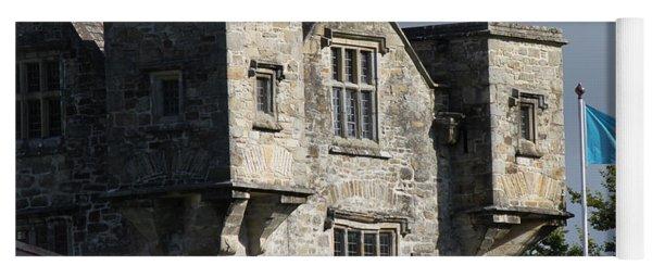 Donegal Castle Yoga Mat