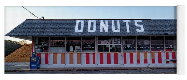 Donut Shop No Longer 3, Niceville, Florida Yoga Mat