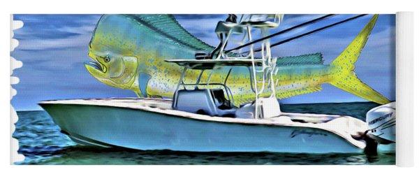 Dorado Yellowfin Yoga Mat