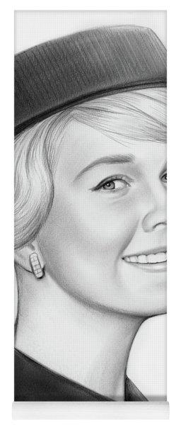 Doris Day Yoga Mat