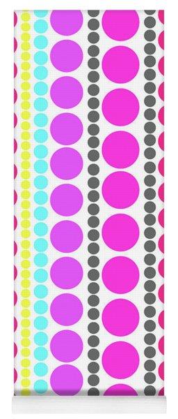 Dots Yoga Mat