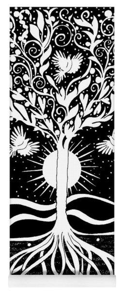 Dove Tree Yoga Mat