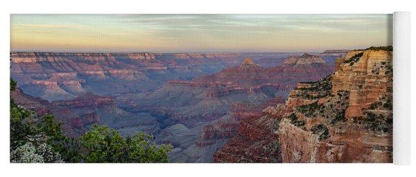 Down Canyon Yoga Mat