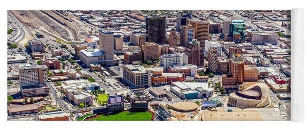 Downtown El Paso Yoga Mat
