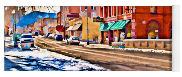 Downtown Salida Hotels Yoga Mat