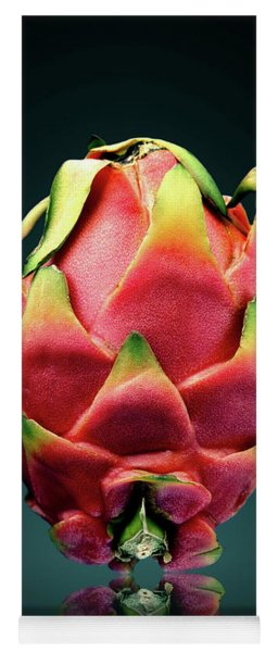Dragon Fruit Or Pitaya  Yoga Mat