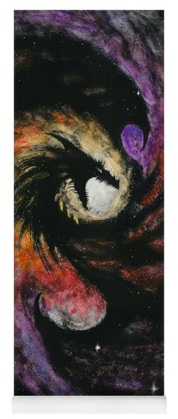 Dragon Galaxy Yoga Mat