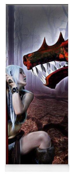 Dragon Whisperer Yoga Mat