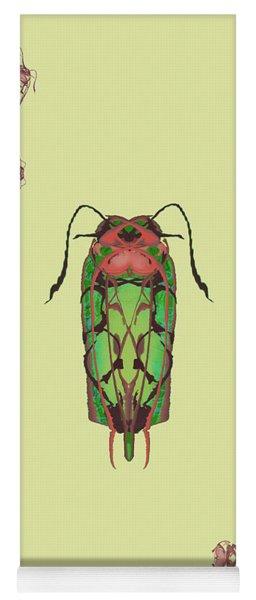 Dread Bug Specimen Yoga Mat