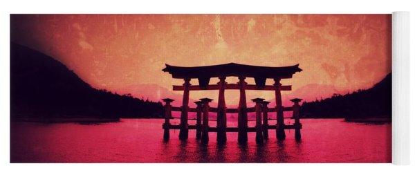 Dream Of Japan Yoga Mat