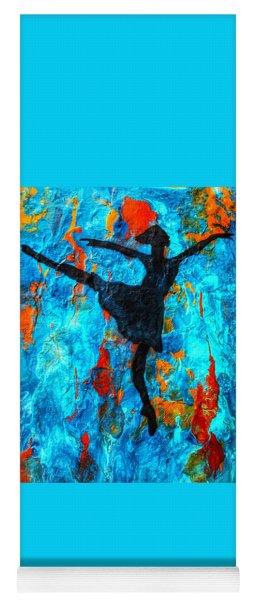 Dreamer Ballerina Yoga Mat