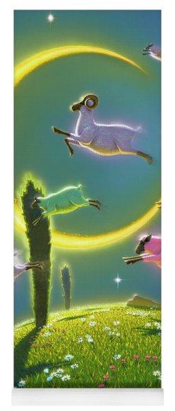Dreamland II Yoga Mat