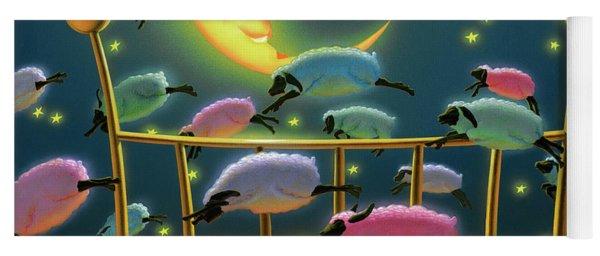 Dreamland Yoga Mat