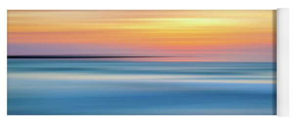 Dreaming At Sunset Yoga Mat