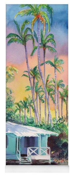 Dreams Of Kauai Yoga Mat