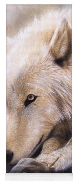 Dreamscape - Wolf Yoga Mat