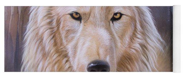 Dreamscape Wolf IIi Yoga Mat