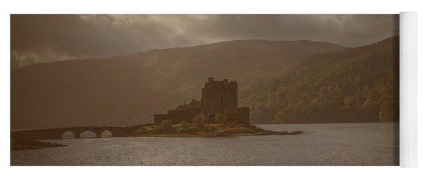 Dreamy Castle #g8 Yoga Mat